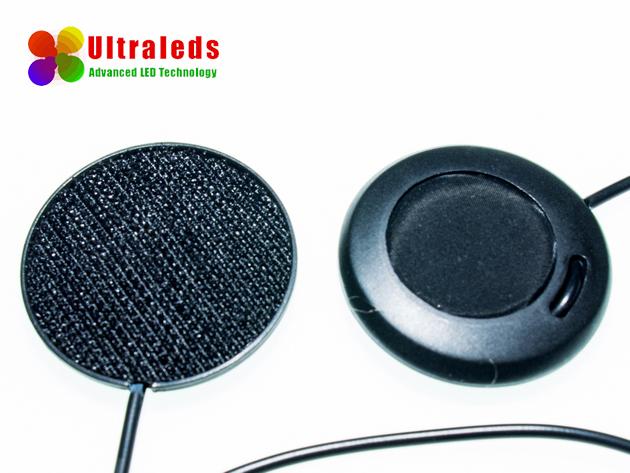 Zestaw słuchawkowy Bluetooth dla motocyklisty